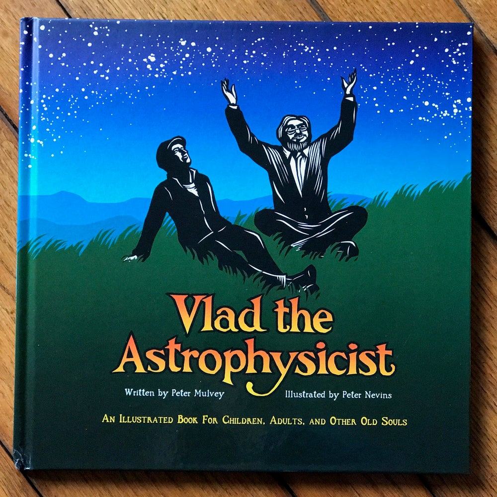 Image of BOOK!  Vlad The Astrophysicist