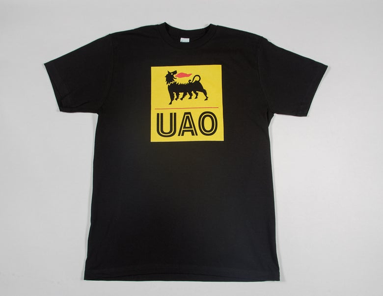 Image of Us Against One Clothing UAO 6 Legged Dog DTM T Shirt