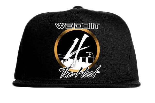 Image of DH4 Gold Edition Hat