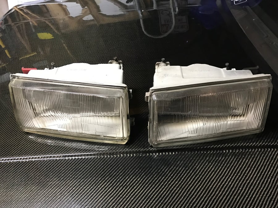 Image of JDM Zenki Levin Headlights