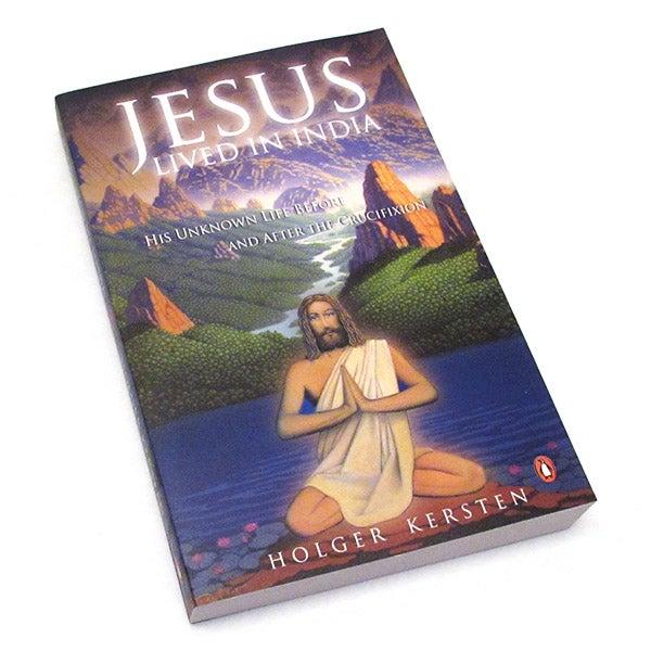 Image of Jesus Lived in India, Holger Kersten