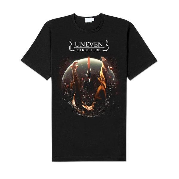 """Image of Uneven Structure """"La Partition"""" Shirt"""