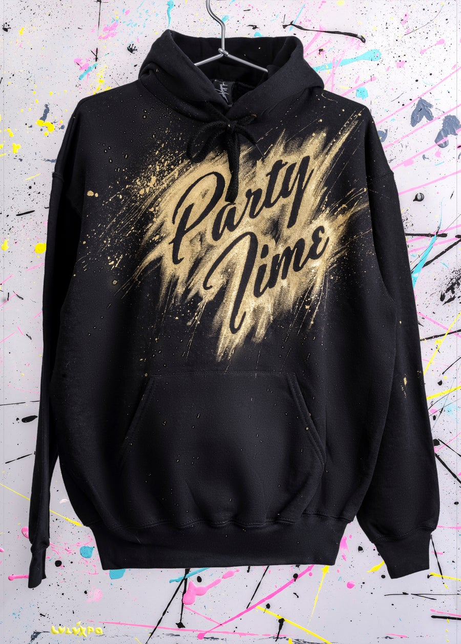 Image of HOODIES SPALTCH ACRYLIC 1