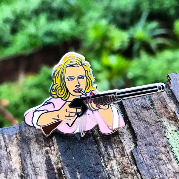 Image of Mad Men - Betty Draper / Birdie pin