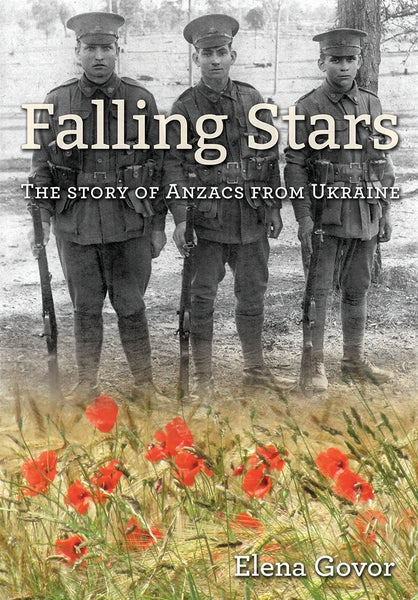 Image of Falling Stars: The story of Anzacs from Ukraine