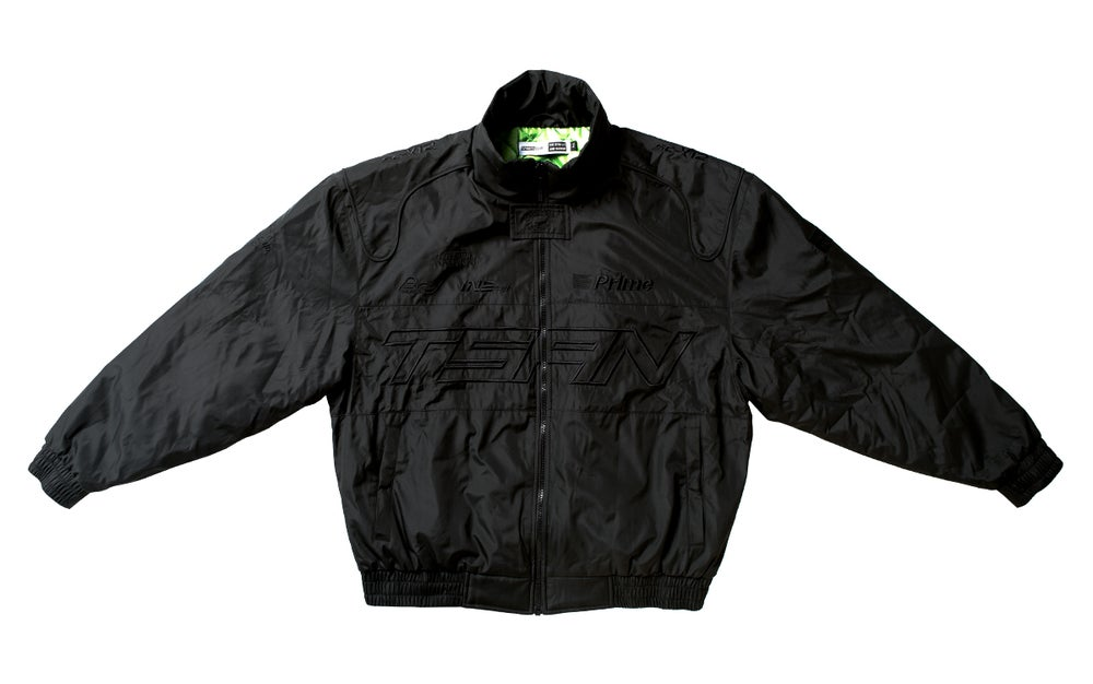 Image of Pit Stop Jacket — Black