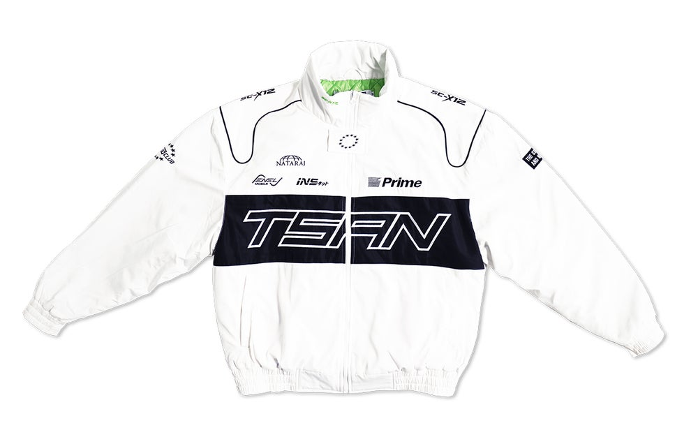 Image of Pit Stop Jacket — White