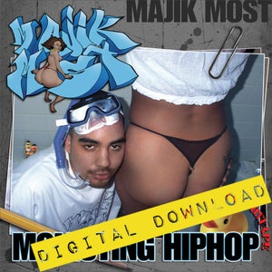 Image of [Digital Download] Majik Most - Molesting Hip Hop (Deluxe Edition) - DGZ-026