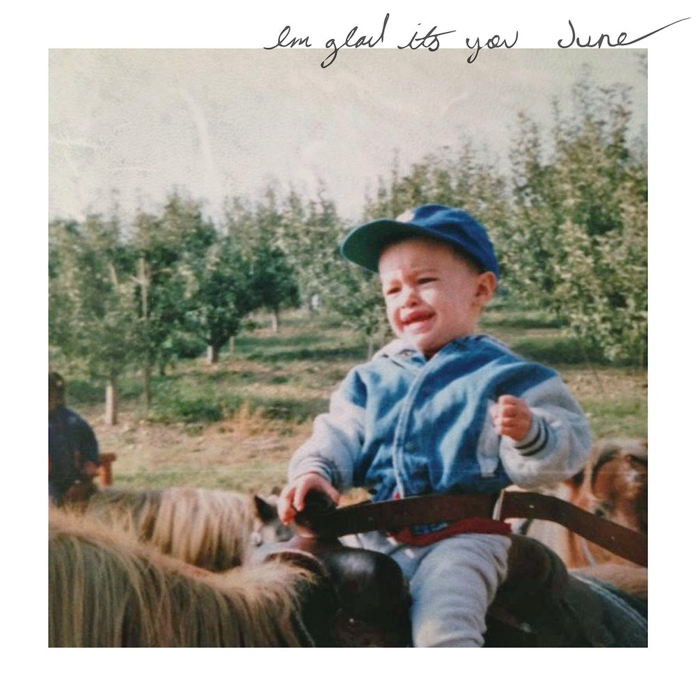 "Image of BPR003: I'm Glad It's You - ""June"" 10"" Vinyl"