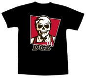 Image of Demigodz DGZ Evil Colonel T-Shirt - Black Tee