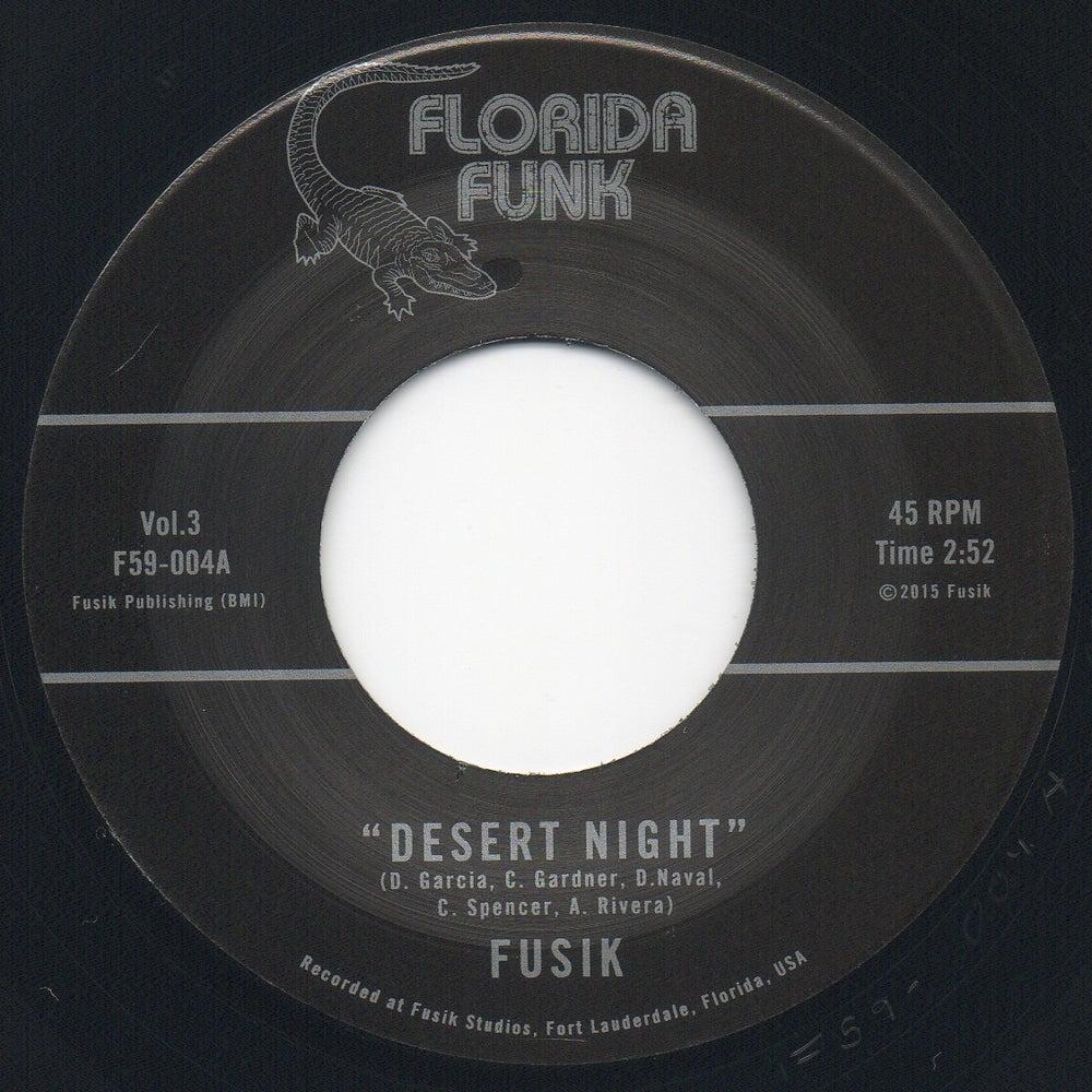 "Image of Desert Night / Santi - 7"" Vinyl"