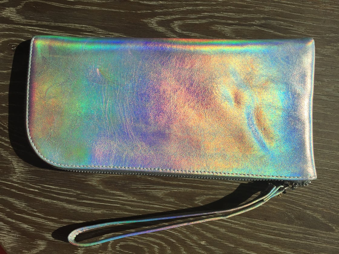 Image of STARR WALLET - HOLOGRAPHIC