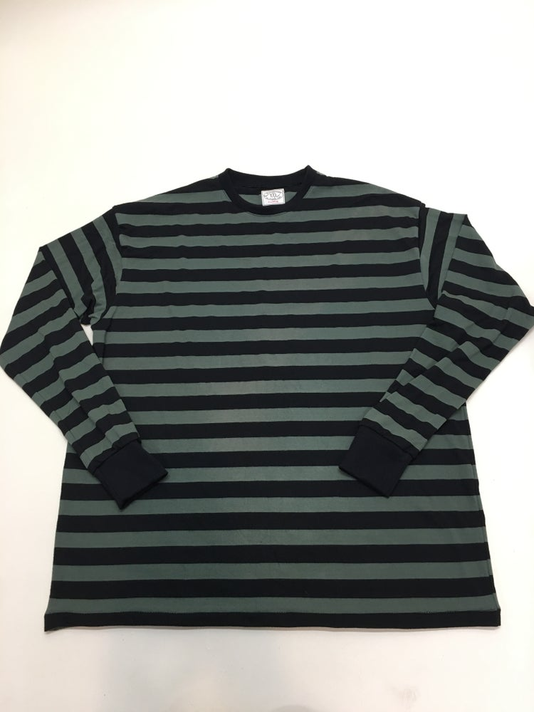 Image of Striped Long Sleeve T-Shirt