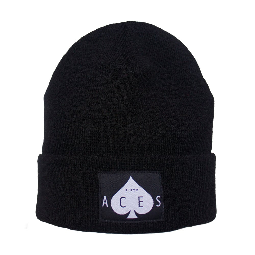 Image of RUTHLESS BEANIE