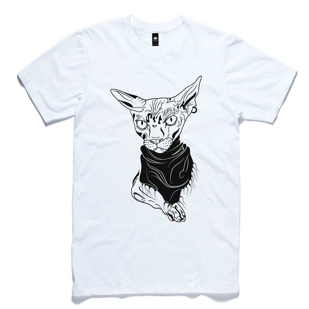 Image of FAT CATS STACK CASH TEE