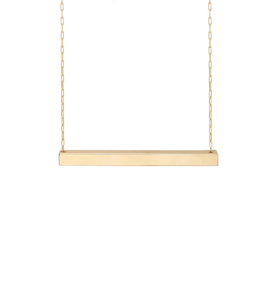 Image of Intoxicate Gold Necklace