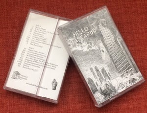 Image of Hello Bastards (full Length LP) on TAPE RELEASE!!!