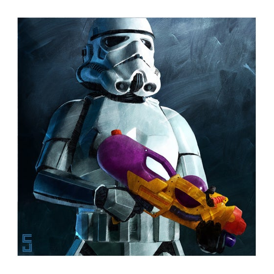 Image of Super Soaktrooper