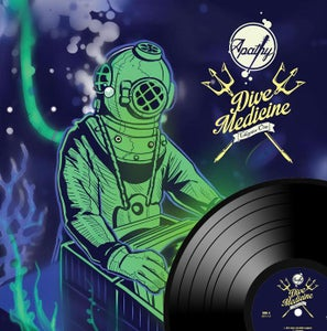 Image of Apathy - Dive Medicine: Chapter One VINYL LP