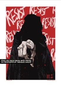 Image of Lady Deathline - RESIST!