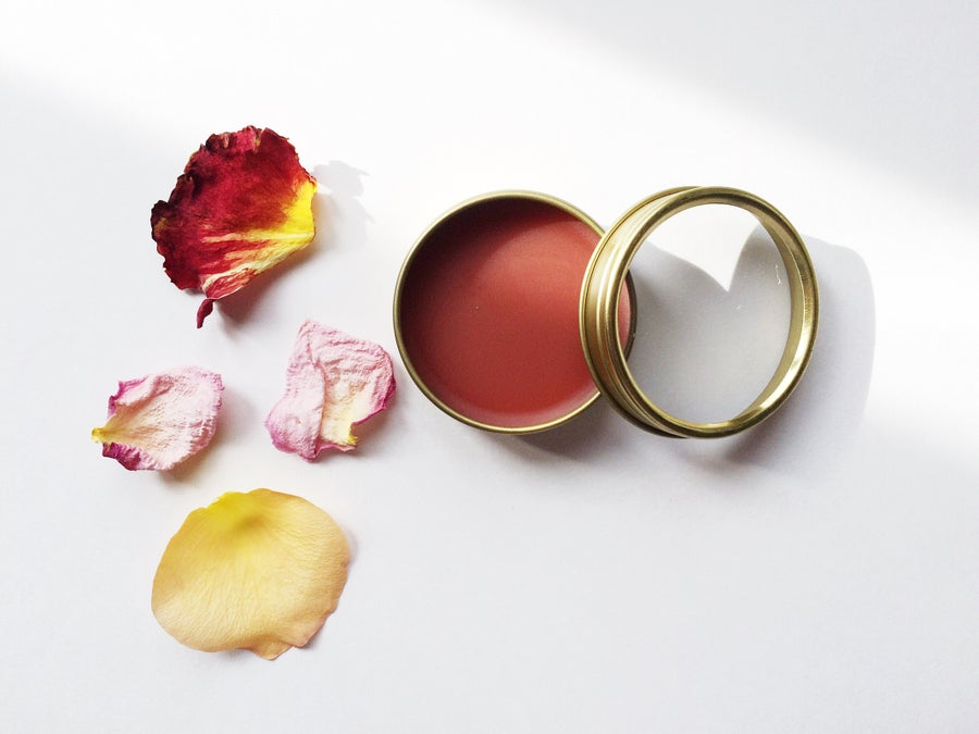 Image of :ROSE + FLOWER SALVE: