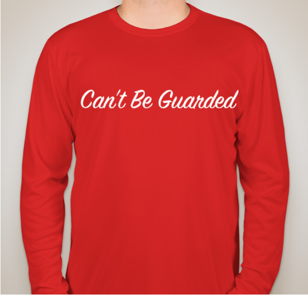 Image of Can't Be Guarded Dri Fit
