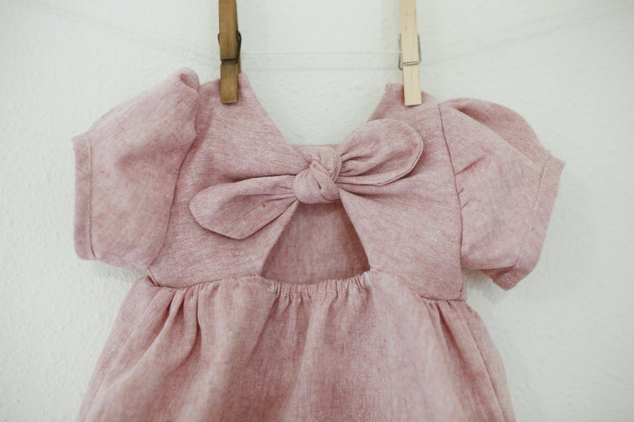 Image of Blush Eleanor dress