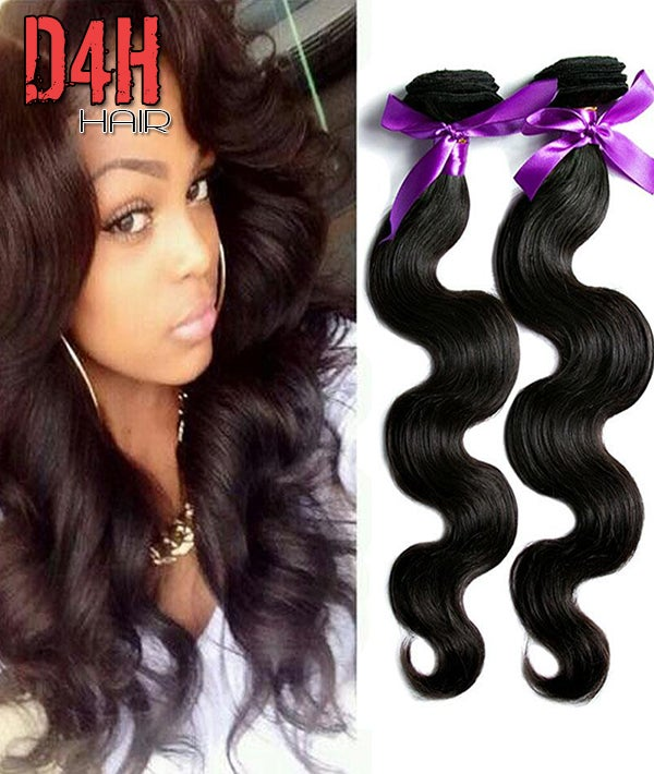 Image of Malaysia Virgin Body Wave Hair (Human) Price Per Bundle