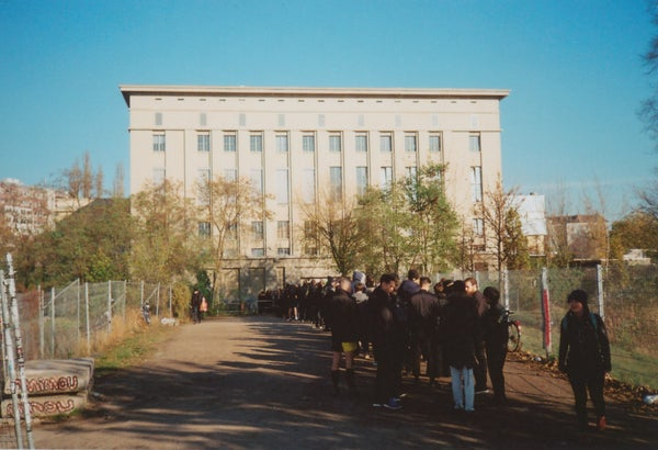Image of BERGHAIN | A2 PRINT