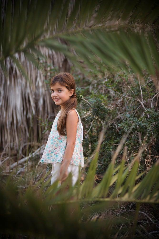 Image of BLUSA ALOHA