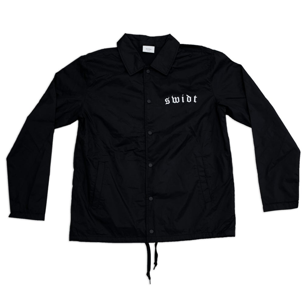 Image of COACH JACKET (Black)
