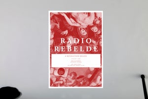 Image of Radio Rebelde poster
