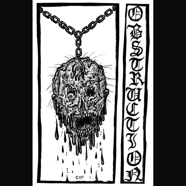"Image of Obstruction - 7"" Flexi EP (Flexipunk7-05)"