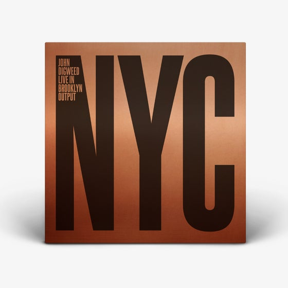 Image of John Digweed - Live in Brooklyn 5xCD (Signed/Numbered) [SOLD OUT]