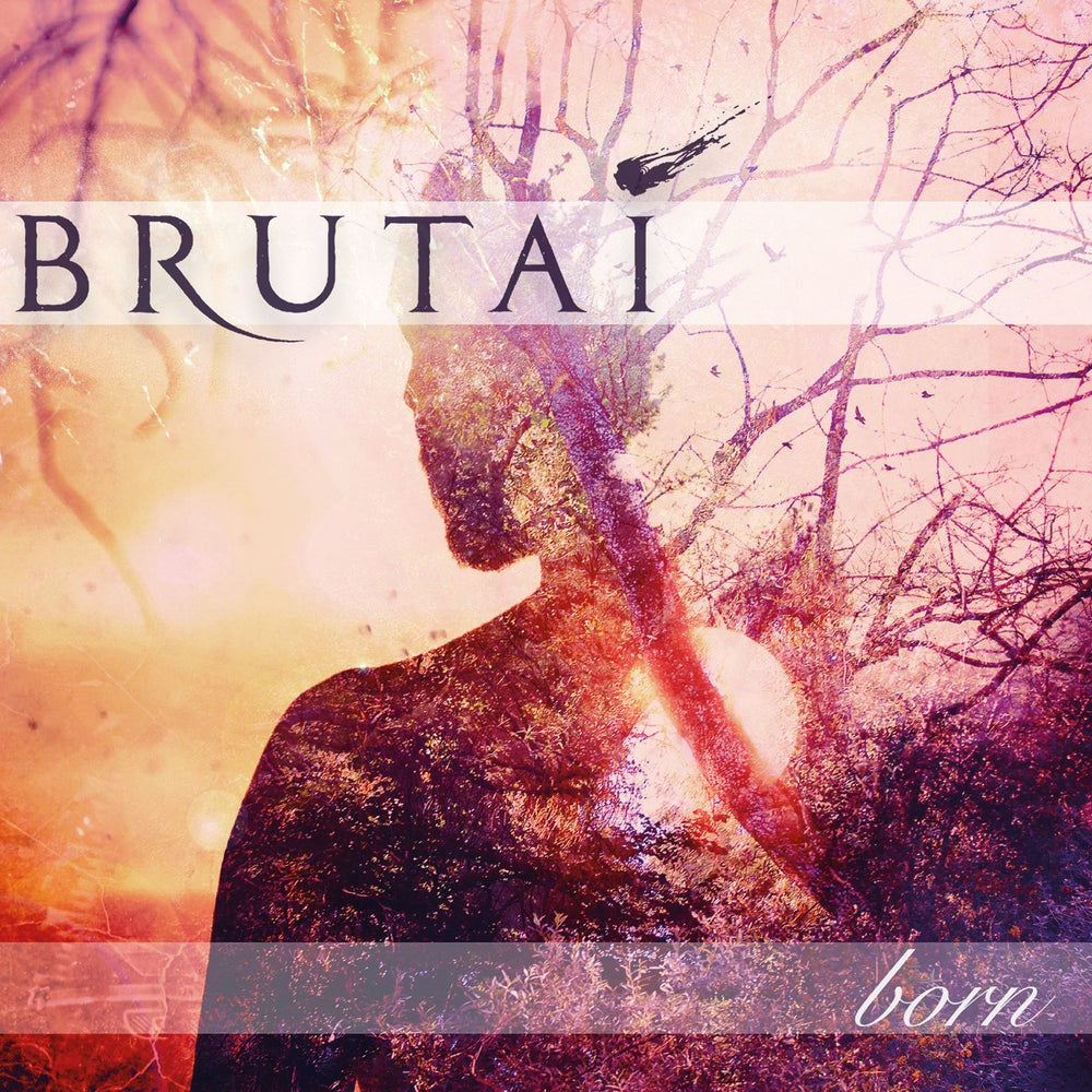 Image of Brutai - 'Born' CD