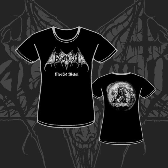 Image of Morbid Metal Girlie TS