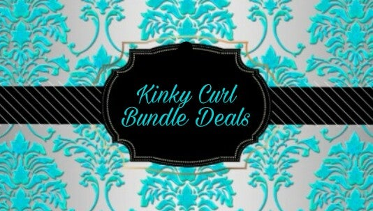Image of Kinky Curl Bundle Deal