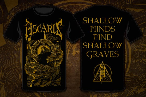Image of 'Shallow Graves' T-Shirt