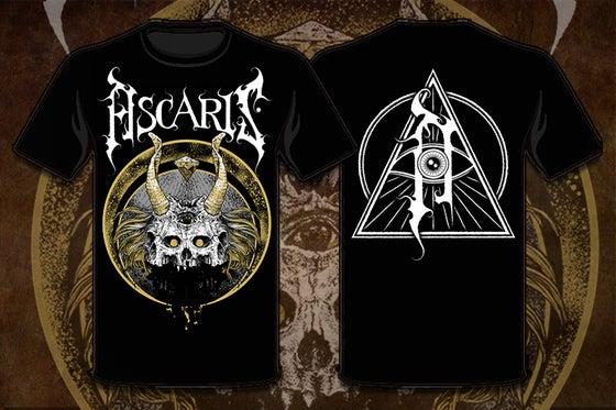 Image of 'Horns' T-shirt