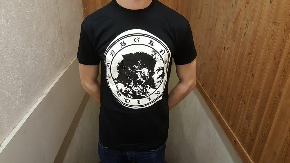 Image of Vánagandr misprinted T-shirt