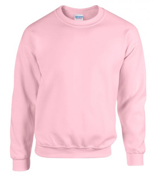 Image of Light Pink Oversized Sweatshirt