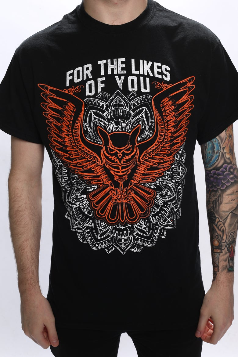 "Image of ""Owl"" T-Shirt"