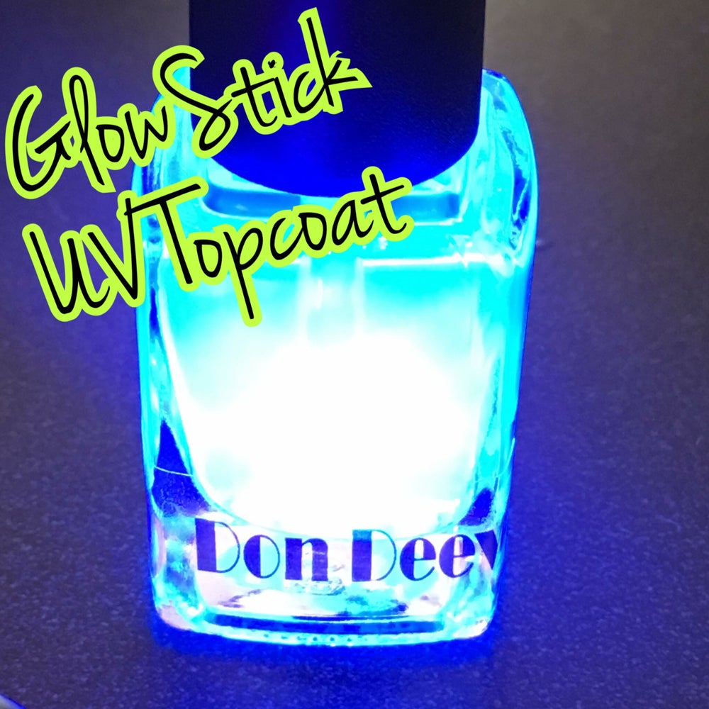 Image of Glowstick UV Topcoat