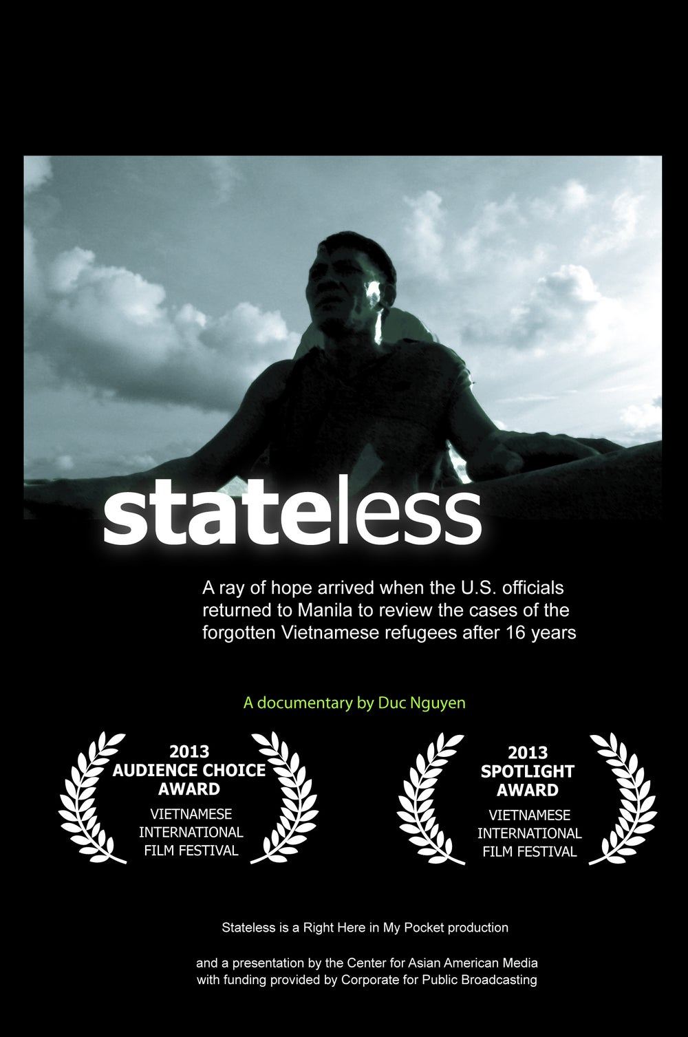 Image of STATELESS DOCUMENTARY HOME USE DVD