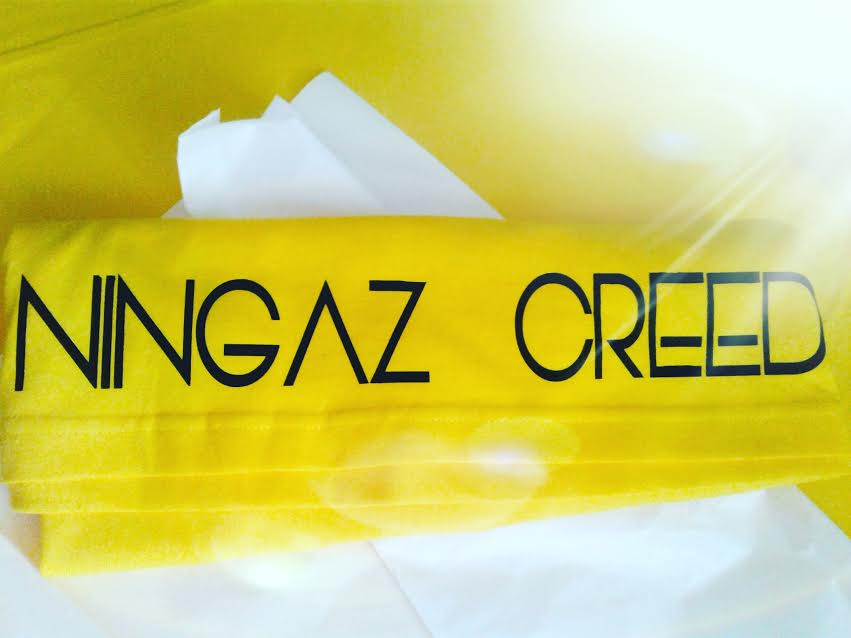 Image of Golden State Of Mind by Ningaz Creed