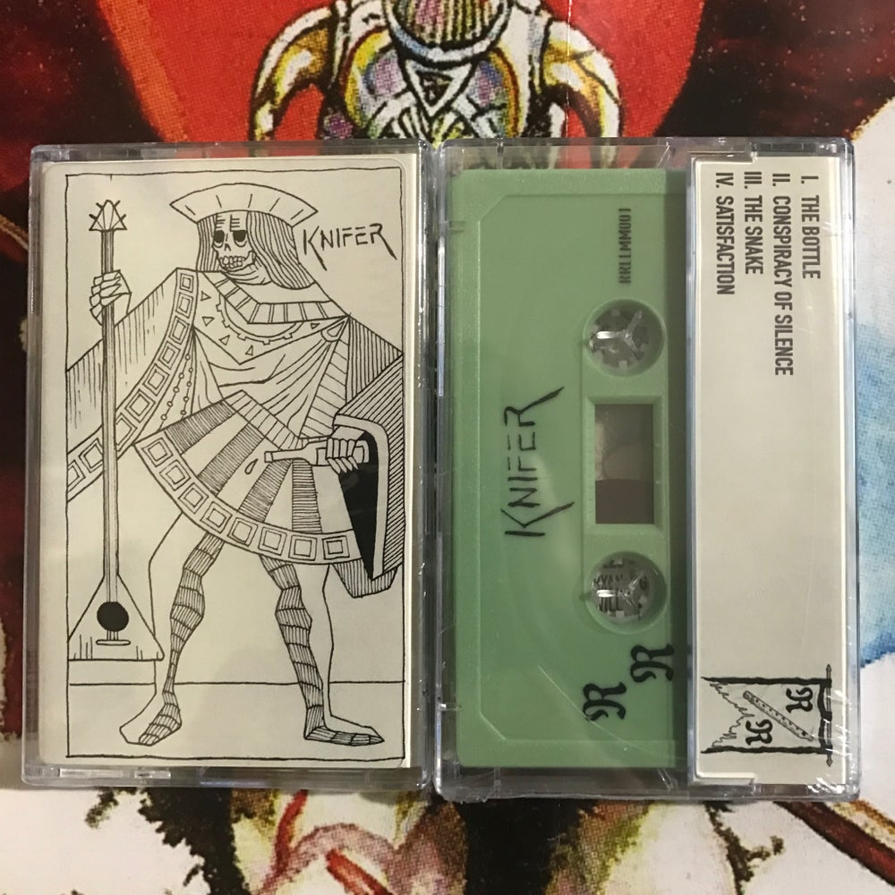 Image of Knifer - Self Titled MC