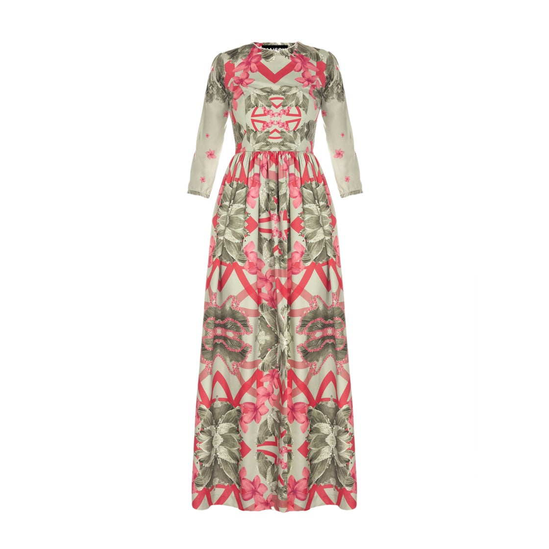 Image of Long Dress| Ariel Green