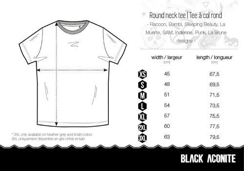 Image of Sam - Tee-shirt col rond homme