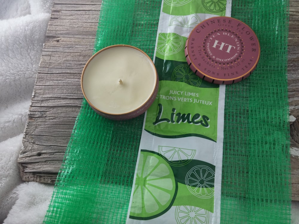 Image of Lime Scented Candle