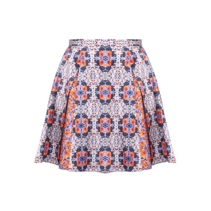 Image of GLAM SKIRT| Anemone